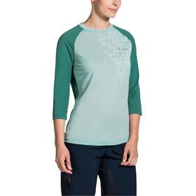 VAUDE Moab III LS Shirt Women glacier
